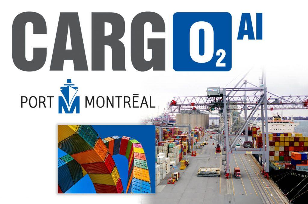 Article de blogue: Le Port de Montréal aspire à devenir le «Port intelligent de l'Amérique du Nord» grâce à CargO2ai