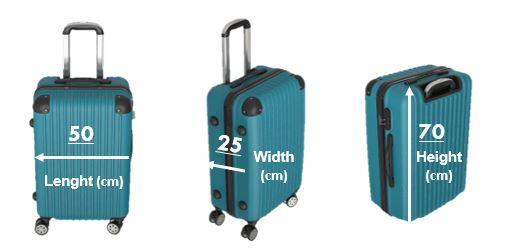 personal belongings transport
