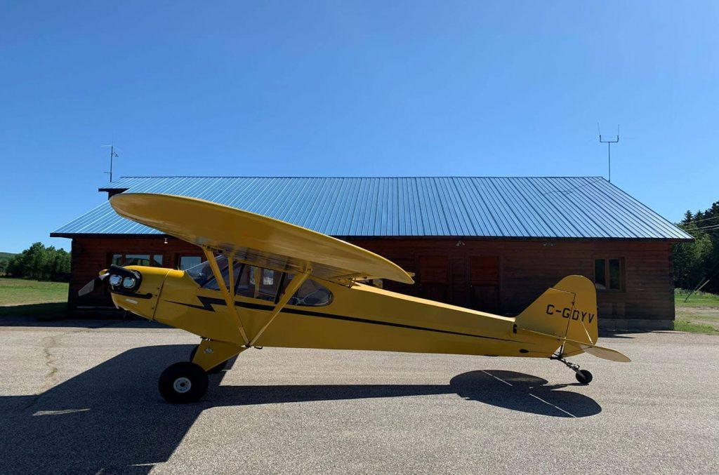 Article de blogue: Quand le «Showbiz» transporte même des avions